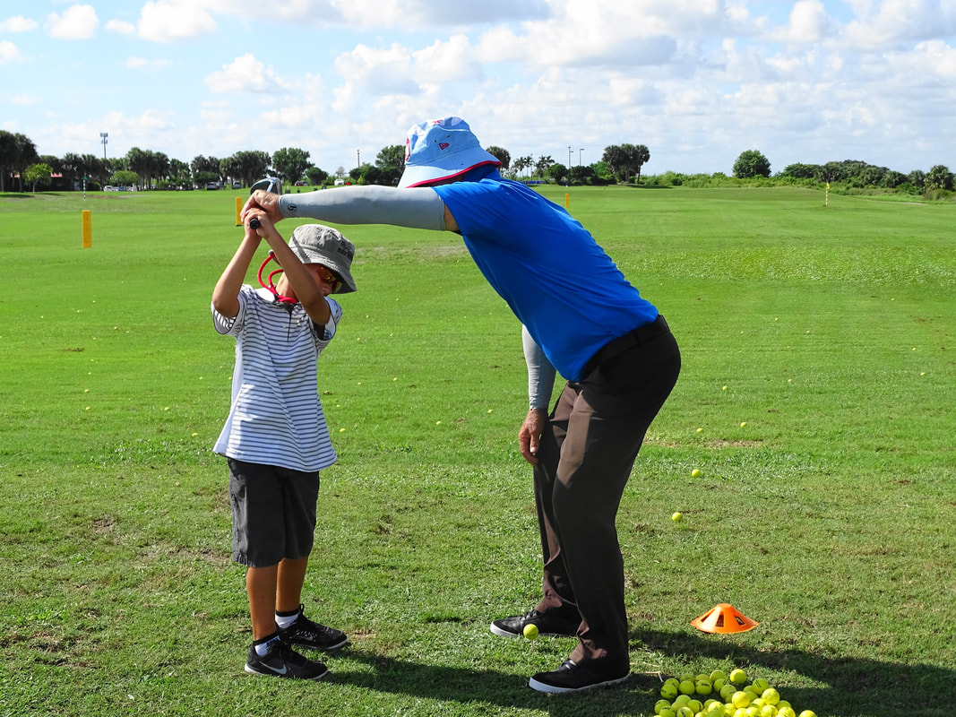 Glen Beaver Golf Lessons for Homeschool students